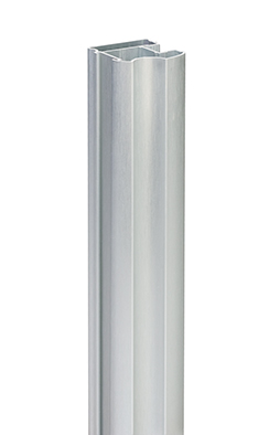 BONARI Profil DELHI 2 srebro szczotka