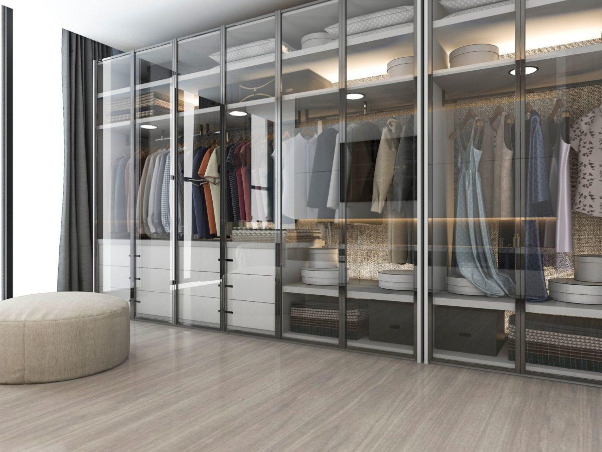 Jak dobrze zaprojektować garderobę?