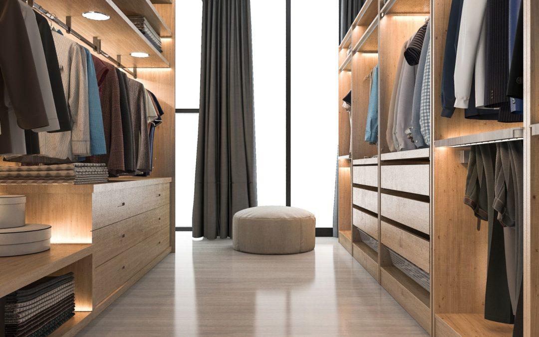 Jak zaprojektować szafę?