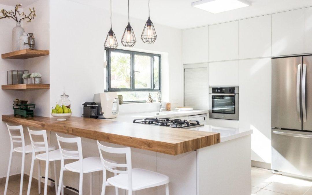 Co to i dlaczego jest ważna przestrzeń robocza w kuchni?