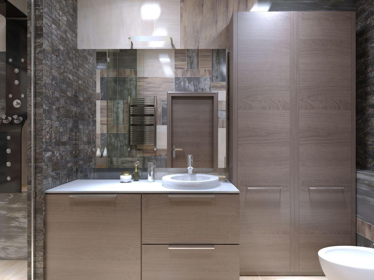 Na co zwrócić uwagę wybierając szafki łazienkowe?